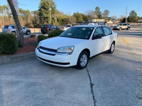 2005 Chevrolet Malibu for sale at Kelly & Kelly Auto Sales in Fayetteville NC
