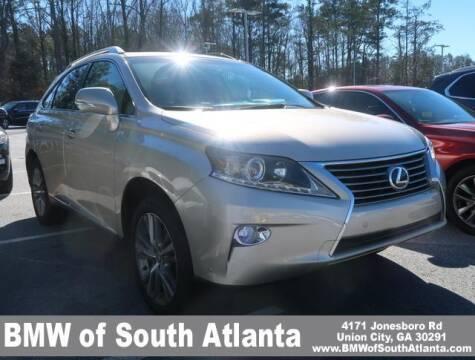 2015 Lexus RX 350 for sale at Carol Benner @ BMW of South Atlanta in Union City GA
