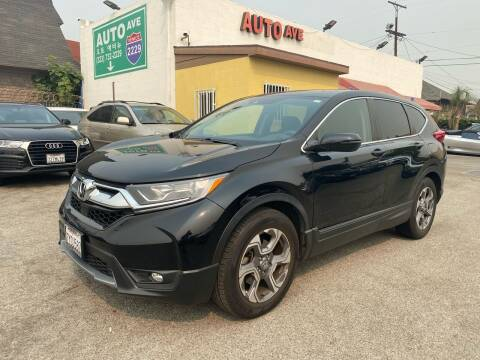 2017 Honda CR-V for sale at Auto Ave in Los Angeles CA