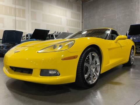 2008 Chevrolet Corvette for sale at Platinum Motors in Portland OR