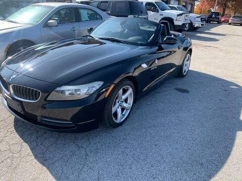 2010 BMW Z4 for sale at STL Automotive Group in O'Fallon MO