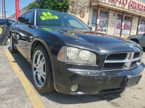 2006 Dodge Charger for sale at USA Auto Brokers in Houston TX