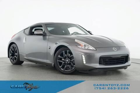 2016 Nissan 370Z for sale at JumboAutoGroup.com - Carsntoyz.com in Hollywood FL