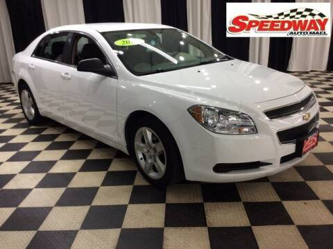 2011 Chevrolet Malibu for sale at SPEEDWAY AUTO MALL INC in Machesney Park IL