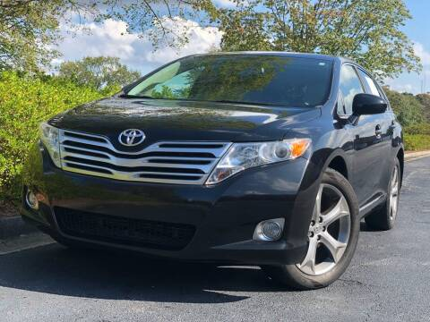 2009 Toyota Venza for sale at William D Auto Sales in Norcross GA