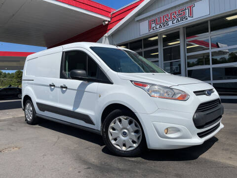 2016 Ford Transit Connect Cargo for sale at Furrst Class Cars LLC in Charlotte NC