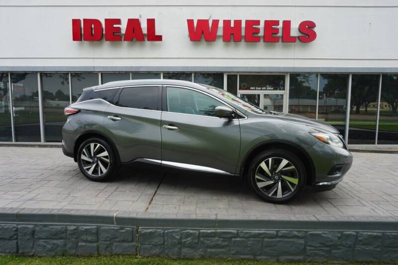 2016 Nissan Murano for sale at Ideal Wheels in Sioux City IA