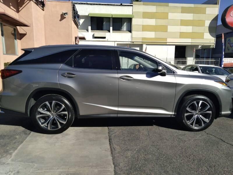 2018 Lexus RX 350L for sale at Western Motors Inc in Los Angeles CA