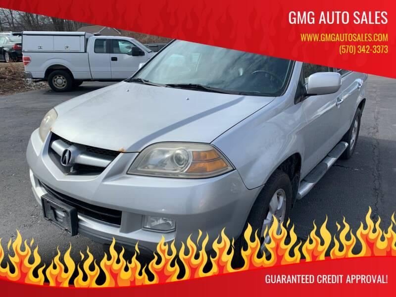 2006 Acura MDX for sale at GMG AUTO SALES in Scranton PA