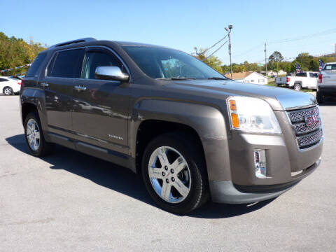 2012 GMC Terrain for sale at Viles Automotive in Knoxville TN
