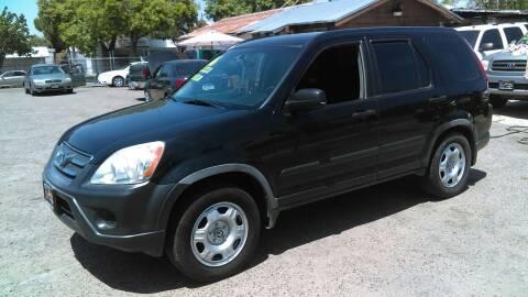 2006 Honda CR-V for sale at Larry's Auto Sales Inc. in Fresno CA