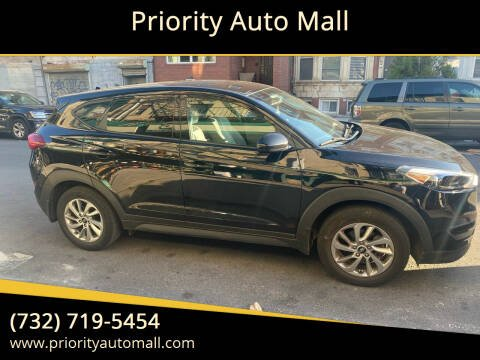 2018 Hyundai Tucson for sale at Priority Auto Mall in Lakewood NJ