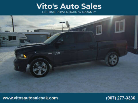 2014 RAM Ram Pickup 1500 for sale at Vito's Auto Sales in Anchorage AK