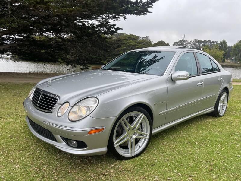 2003 Mercedes-Benz E-Class for sale at Dodi Auto Sales in Monterey CA