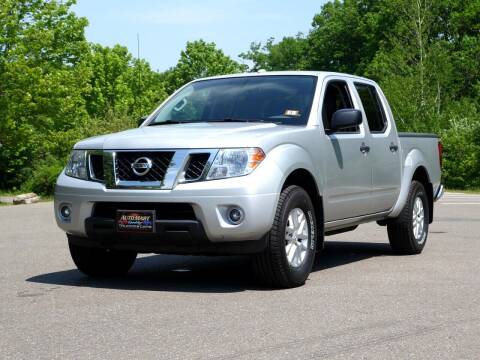 2015 Nissan Frontier for sale at Auto Mart in Derry NH