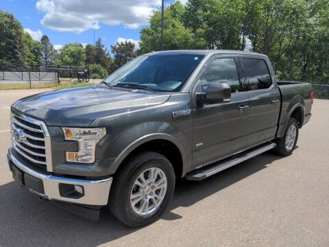2016 Ford F-150 for sale at Ace Auto in Jordan MN