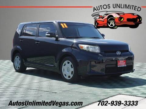 2011 Scion xB for sale at Autos Unlimited in Las Vegas NV