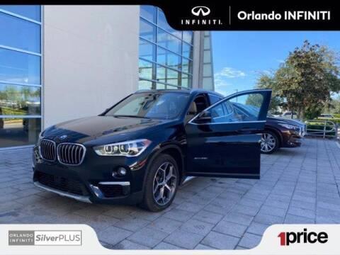 2017 BMW X1 for sale at Orlando Infiniti in Orlando FL