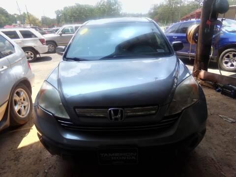 2007 Honda CR-V for sale at Alabama Auto Sales in Semmes AL