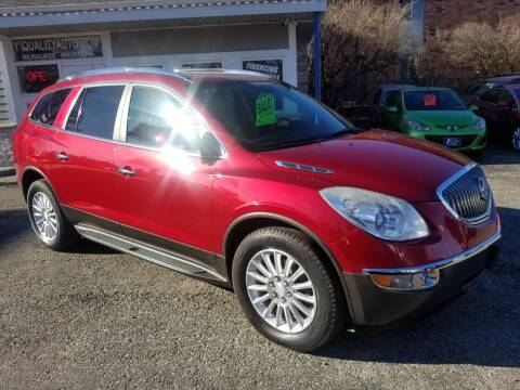 2012 Buick Enclave for sale at 1st Quality Auto in Milwaukee WI