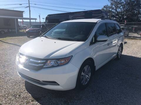 2015 Honda Odyssey for sale at Advance Auto Wholesale in Pensacola FL