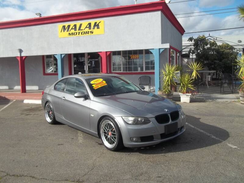 2007 BMW 3 Series for sale at Atayas Motors INC #1 in Sacramento CA