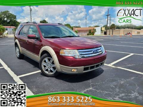 2008 Ford Taurus X for sale at Exxact Cars in Lakeland FL