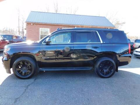 2016 Chevrolet Tahoe for sale at Super Cars Direct in Kernersville NC
