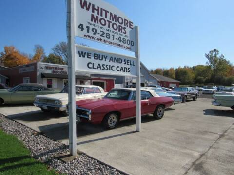 1968 Pontiac Tempest for sale at Whitmore Motors in Ashland OH