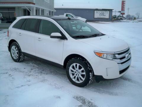 2013 Ford Edge for sale at West Motor Company in Preston ID