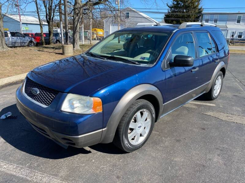 2005 Ford Freestyle for sale at Car Plus Auto Sales in Glenolden PA