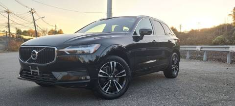 2018 Volvo XC60 for sale at Car Leaders NJ, LLC in Hasbrouck Heights NJ