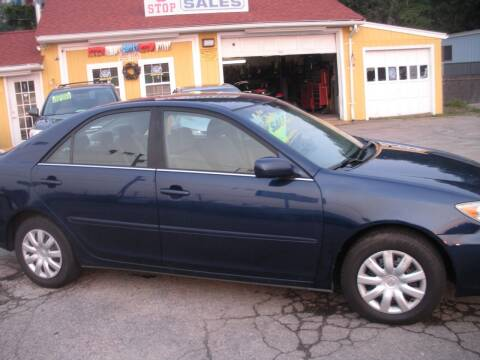 2005 Toyota Camry for sale at One Stop Auto Sales in North Attleboro MA