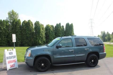 2008 GMC Yukon for sale at D & B Auto Sales LLC in Washington MI