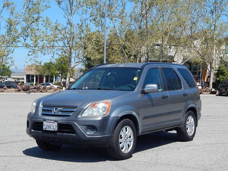 2006 Honda CR-V for sale at Crow`s Auto Sales in San Jose CA
