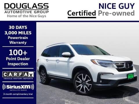 2021 Honda Pilot for sale at Douglass Automotive Group - Douglas Subaru in Waco TX