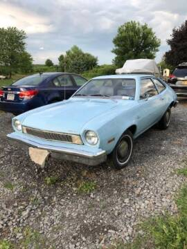 1974 Ford Pinto for sale at Classic Car Deals in Cadillac MI