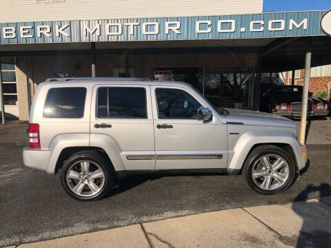 2011 Jeep Liberty for sale at Berk Motor Co in Whitehall PA