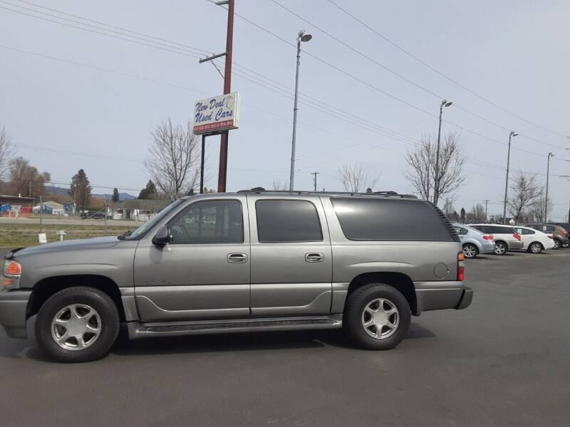 2006 GMC Yukon XL for sale at New Deal Used Cars in Spokane Valley WA