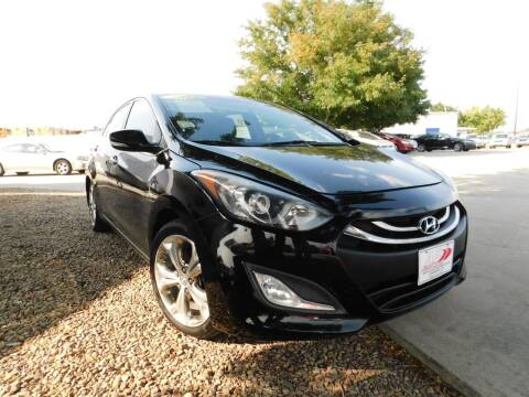 2013 Hyundai Elantra GT for sale at AP Auto Brokers in Longmont CO