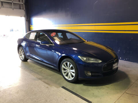 2016 Tesla Model S for sale at Select AWD in Provo UT