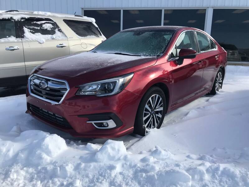 2018 Subaru Legacy for sale at QUALITY MOTORS in Cuba City WI