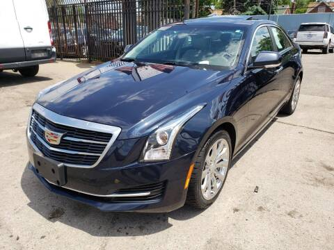2017 Cadillac ATS for sale at Gus's Used Auto Sales in Detroit MI