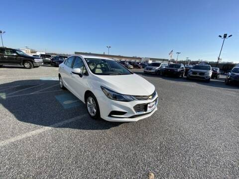 2018 Chevrolet Cruze for sale at King Motors featuring Chris Ridenour in Martinsburg WV