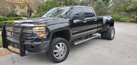 2015 Chevrolet Silverado 3500HD for sale at Motorcars Group Management - Bud Johnson Motor Co in San Antonio TX
