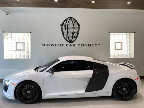 2012 Audi R8 for sale at Midwest Car Connect in Villa Park IL