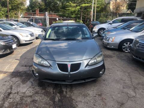 2005 Pontiac Grand Prix for sale at Six Brothers Auto Sales in Youngstown OH
