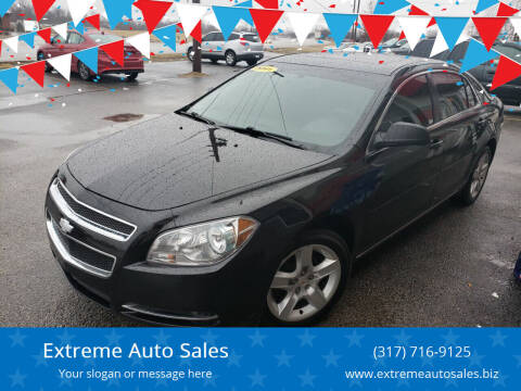 2011 Chevrolet Malibu for sale at Extreme Auto Sales in Plainfield IN