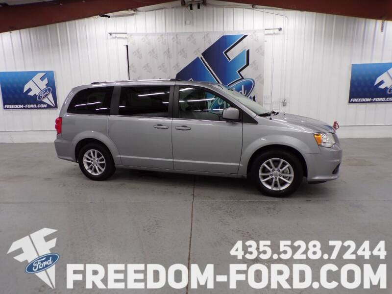 2019 Dodge Grand Caravan for sale at Freedom Ford Inc in Gunnison UT