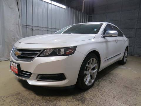 2018 Chevrolet Impala for sale at Fincher's Texas Best Auto & Truck Sales in Tomball TX